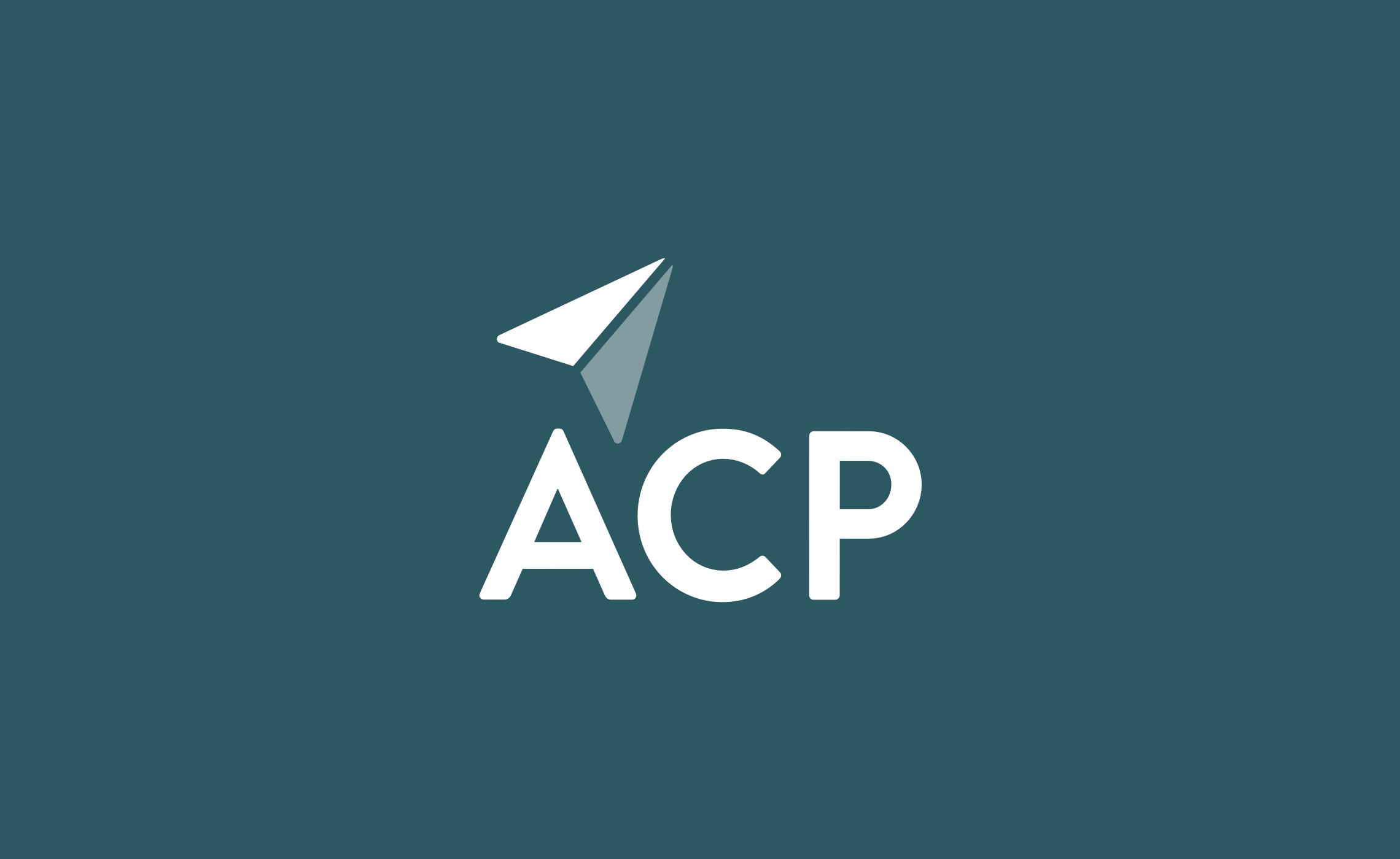 ACP - logomark