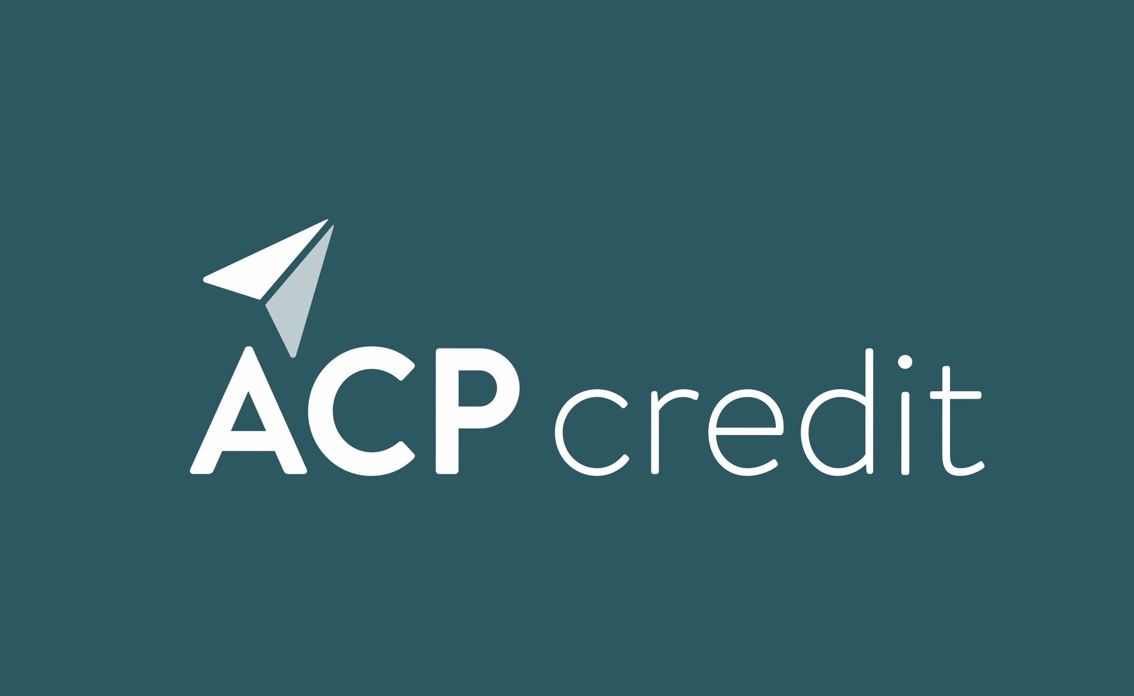 ACP Credit - secondary logomark
