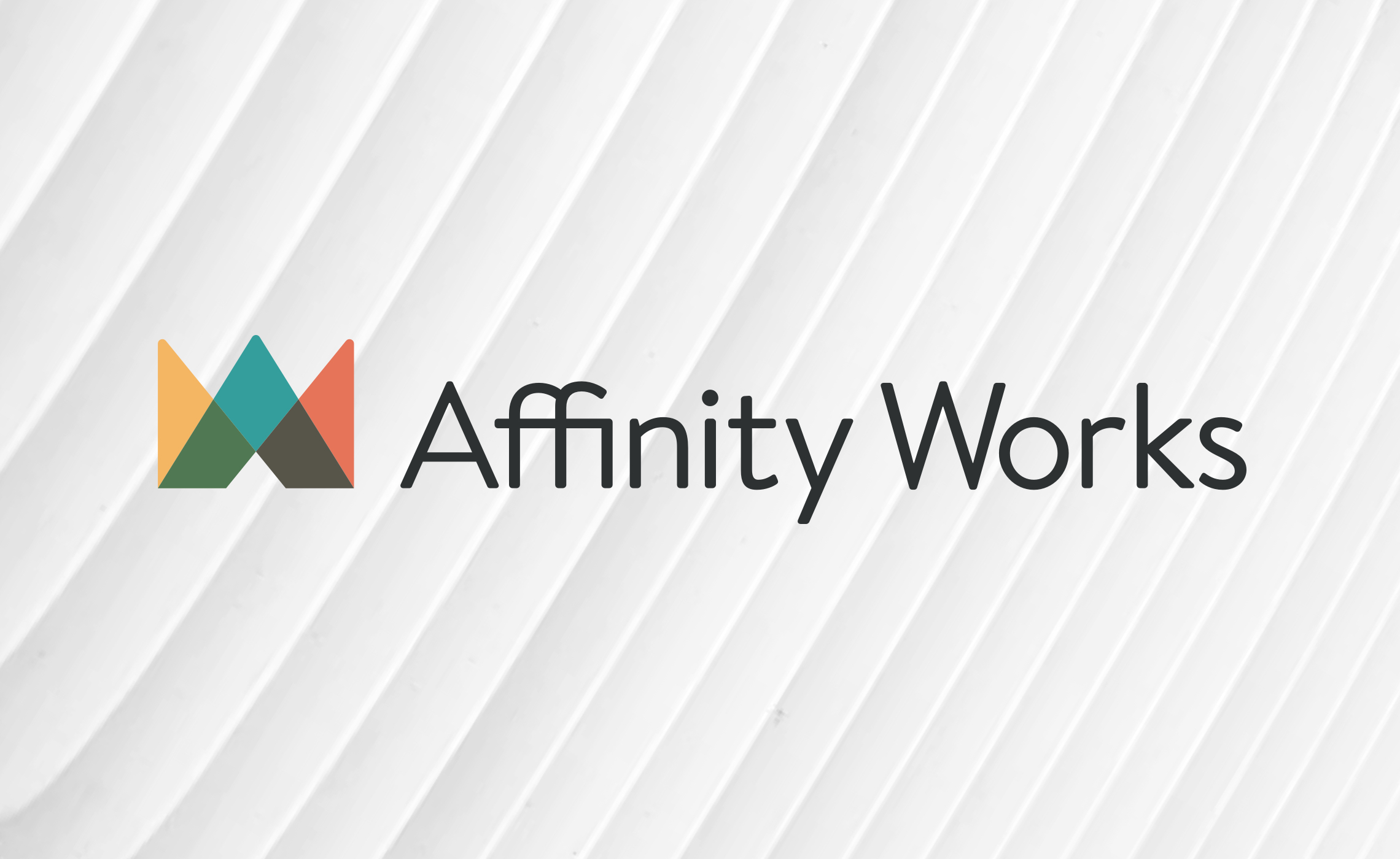 Affinity Works – brand identity