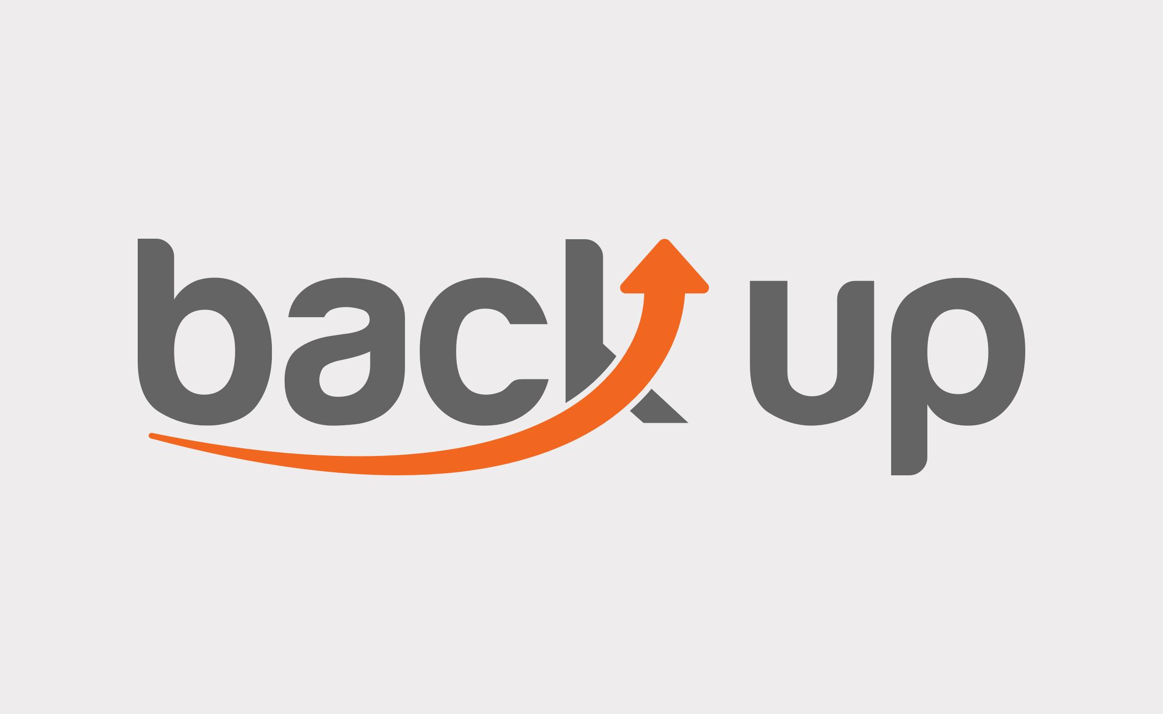 Back Up – branding