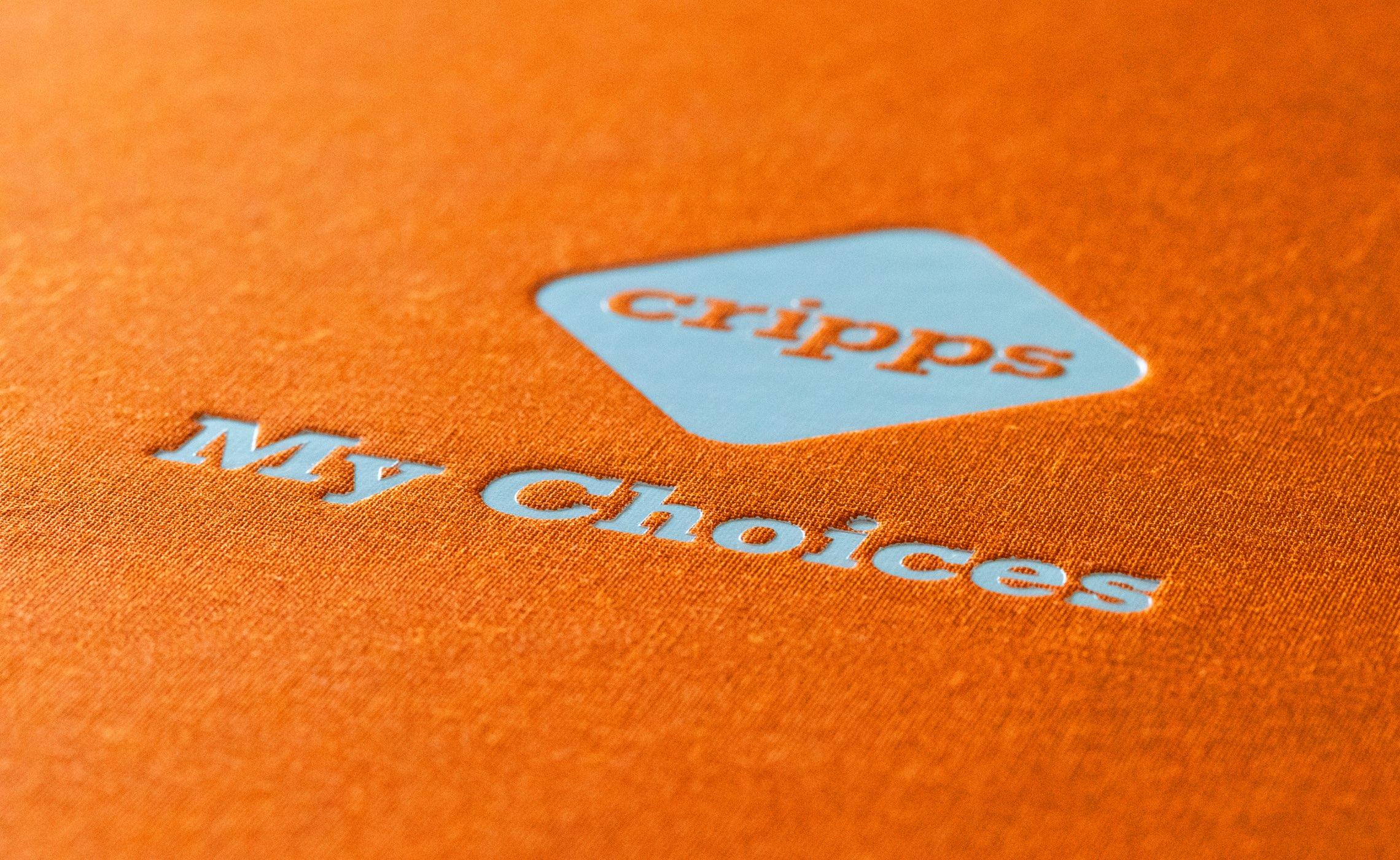 Cripps – my choices folder