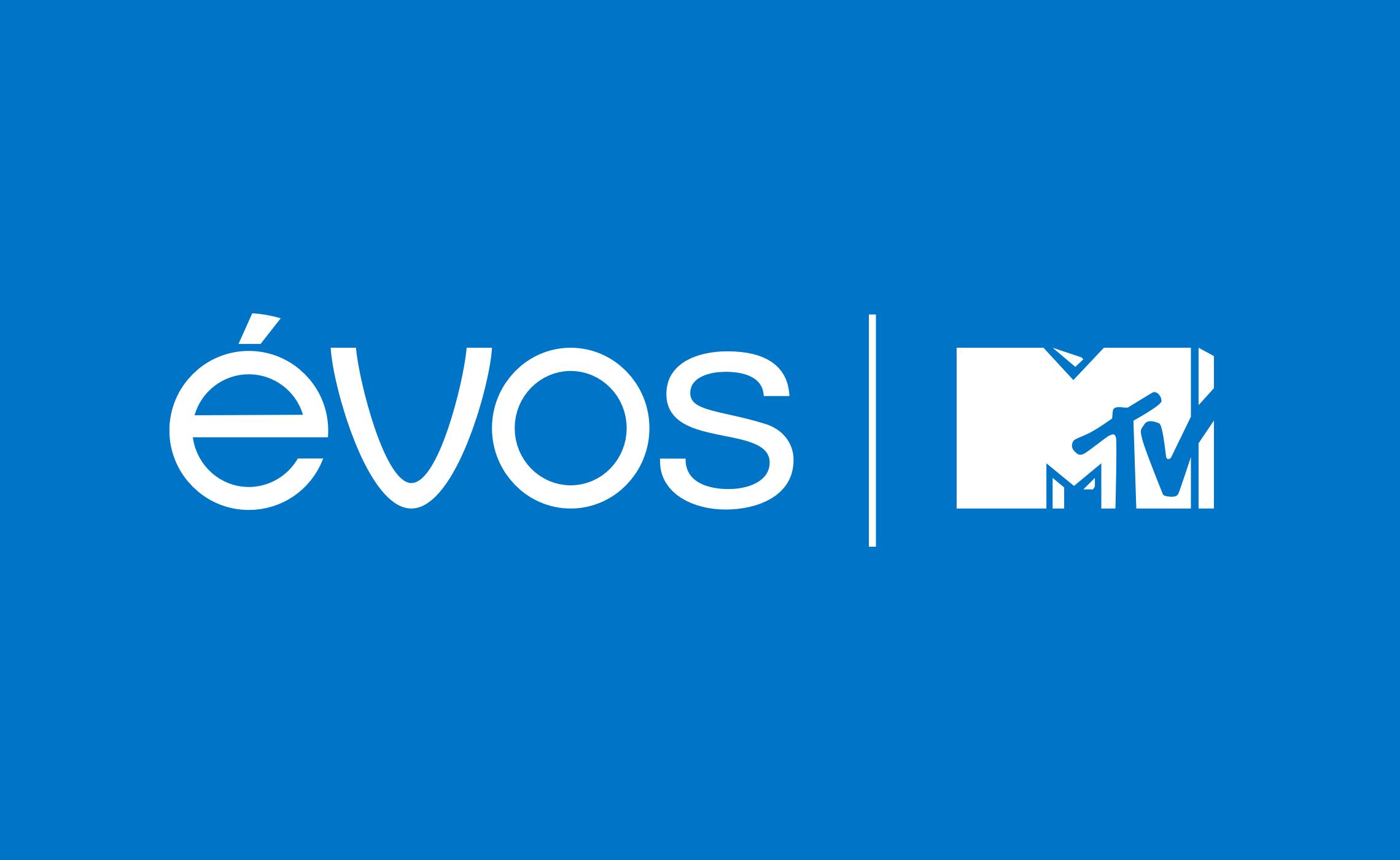 Évos | MTV – branding