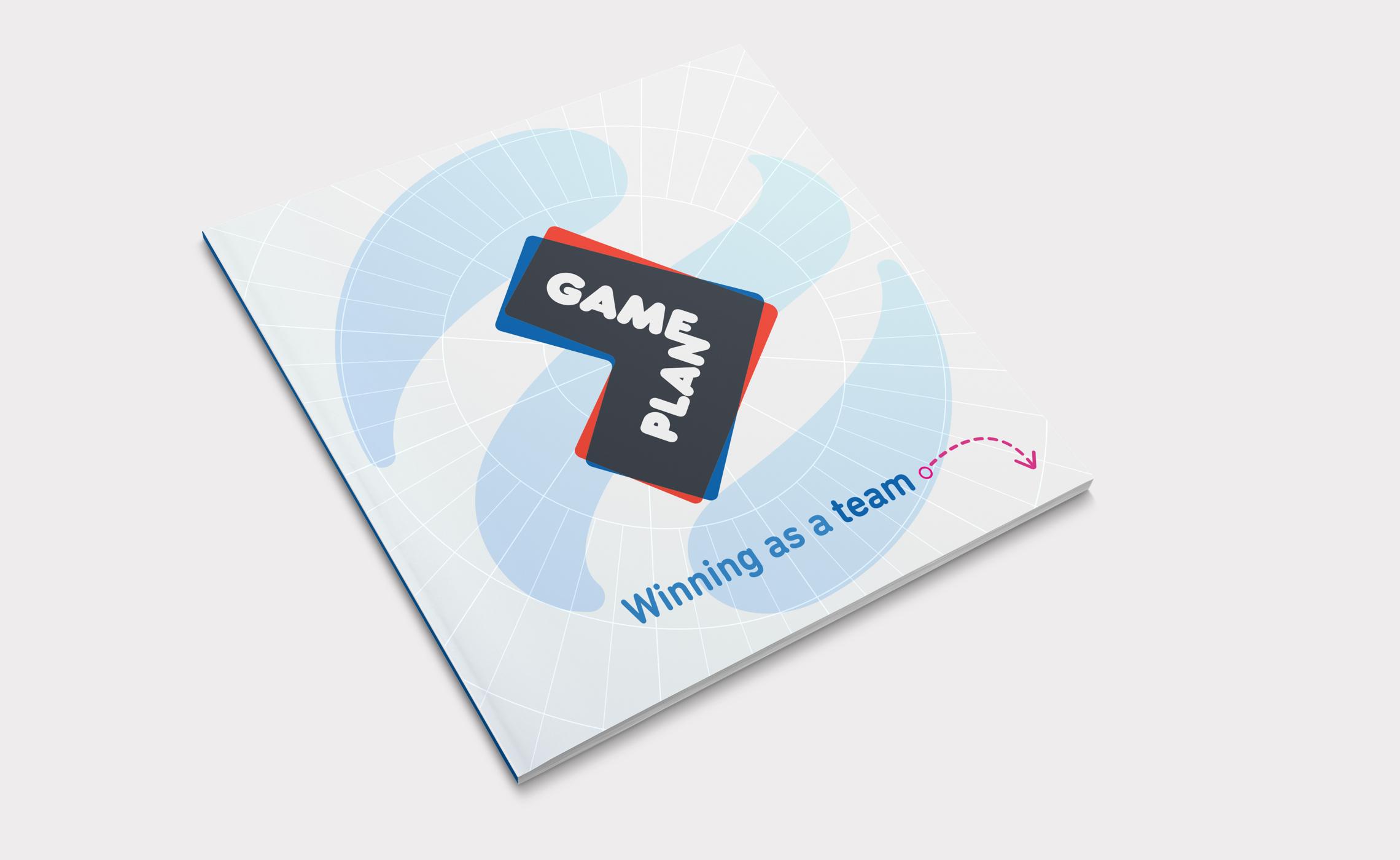 Genius Sports – brochure cover