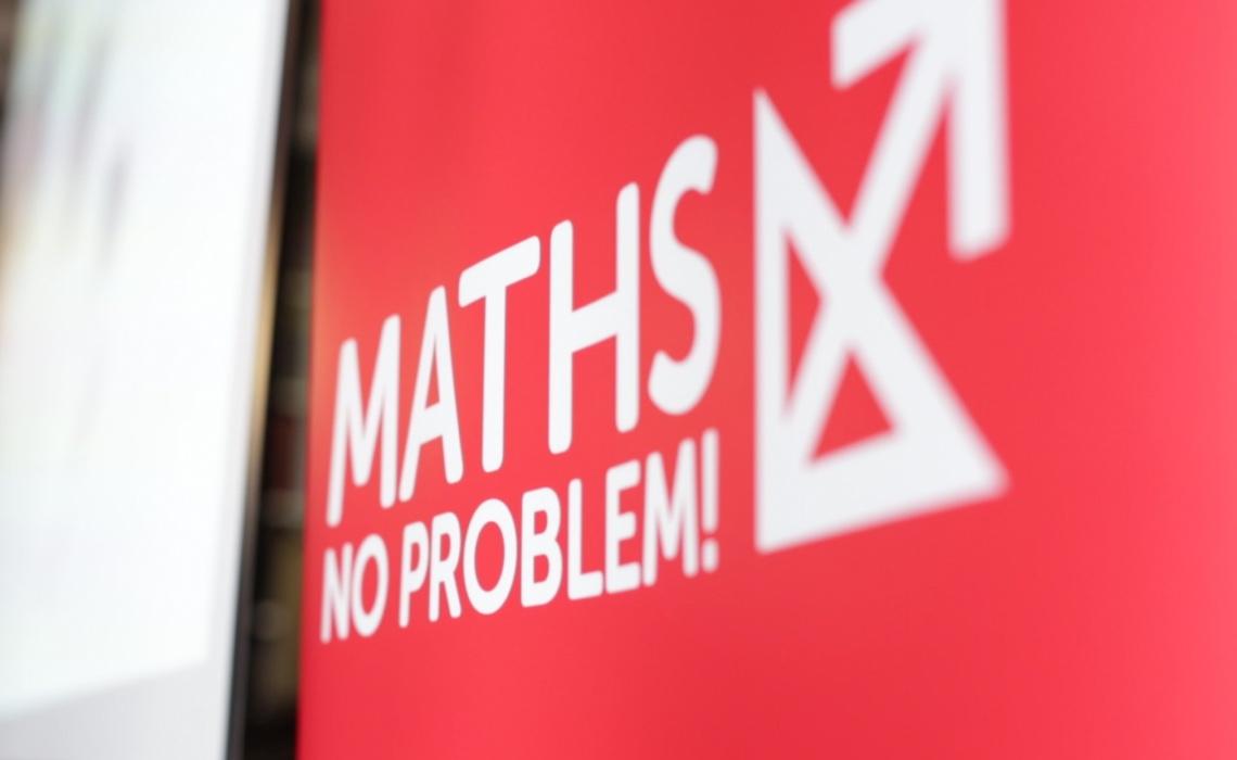 Maths No Problem – banner