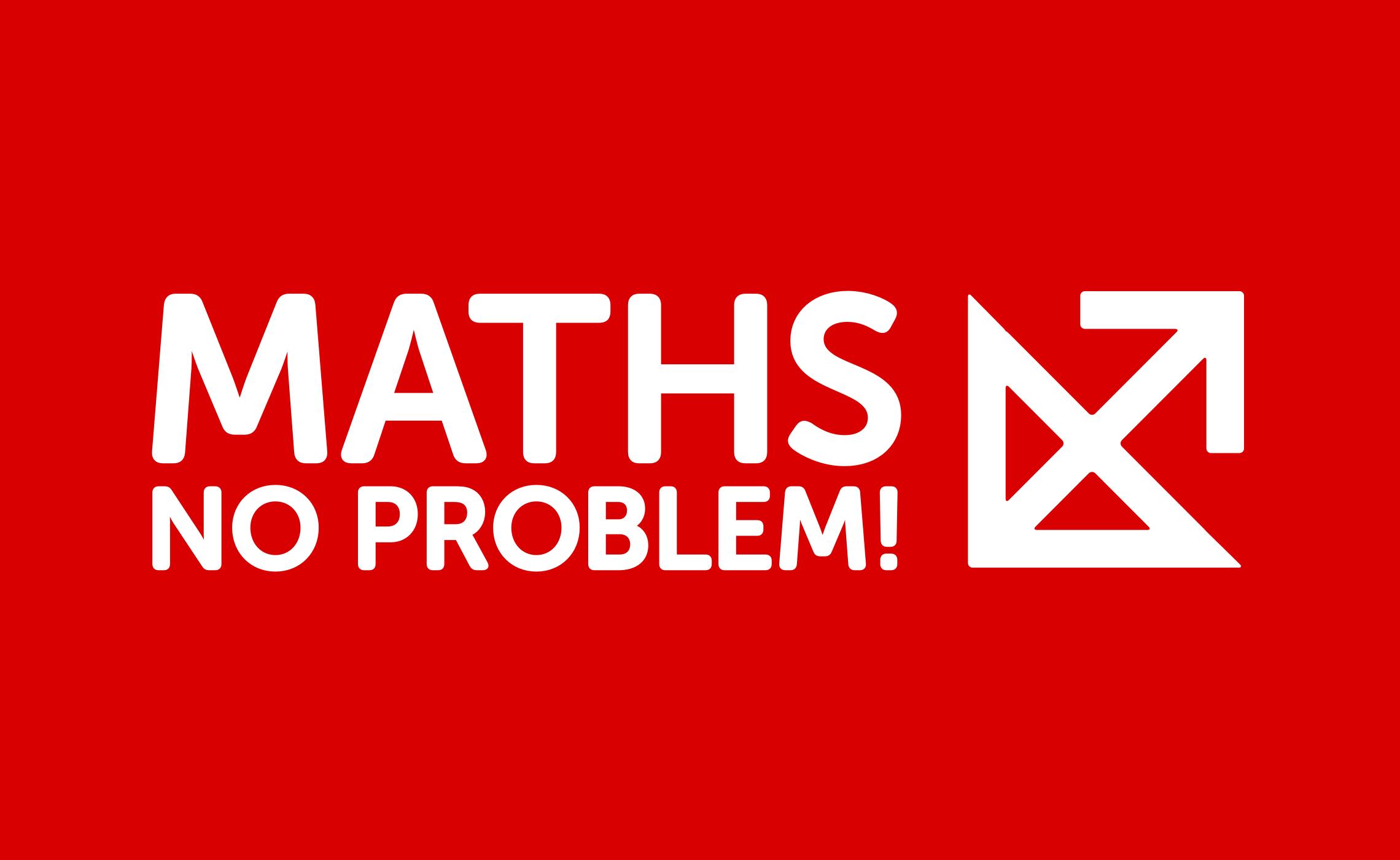 Maths No Problem – branding
