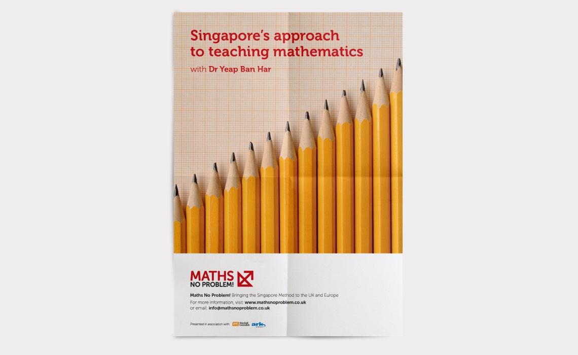 Maths No Problem – poster