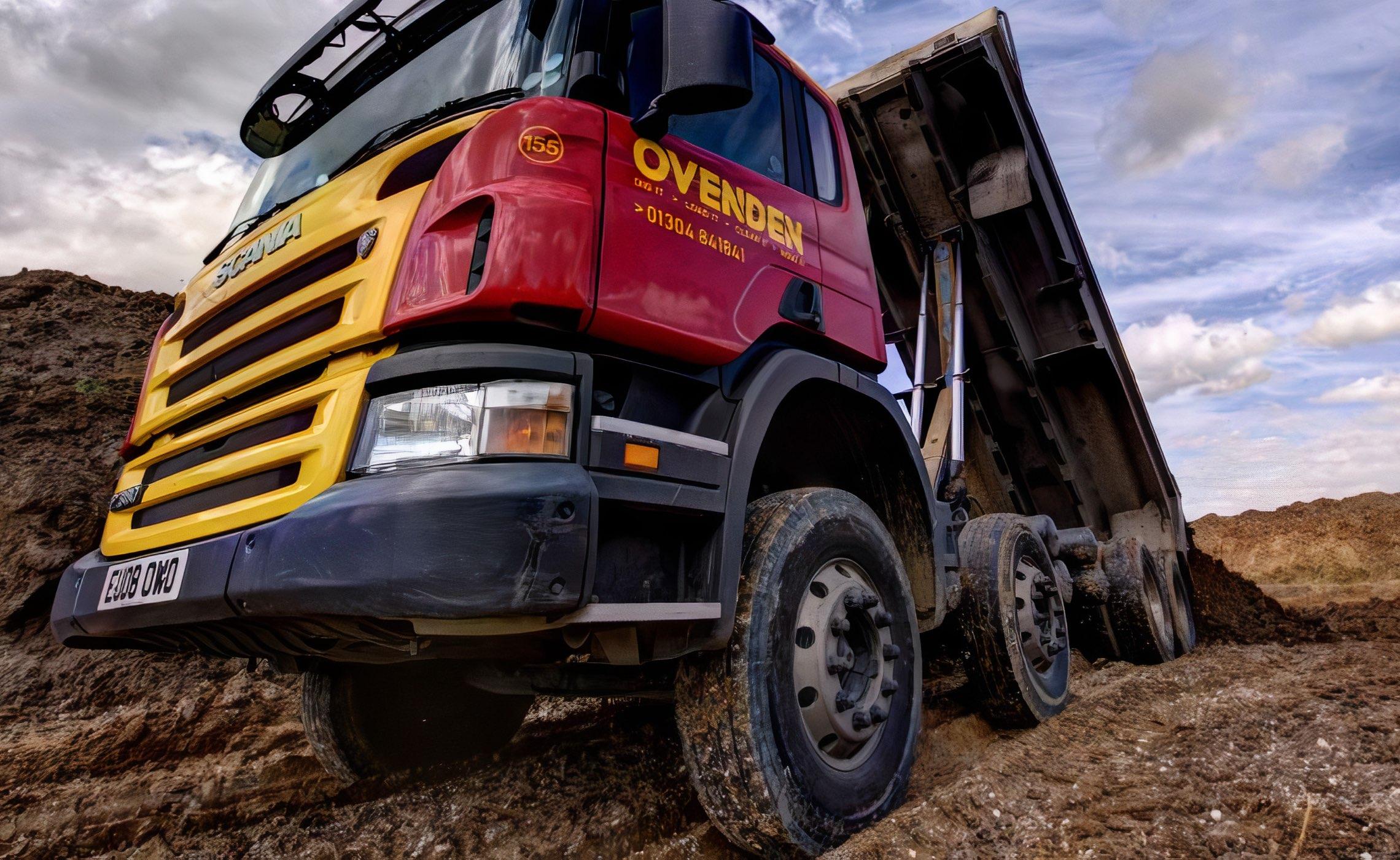 Ovenden – lorry