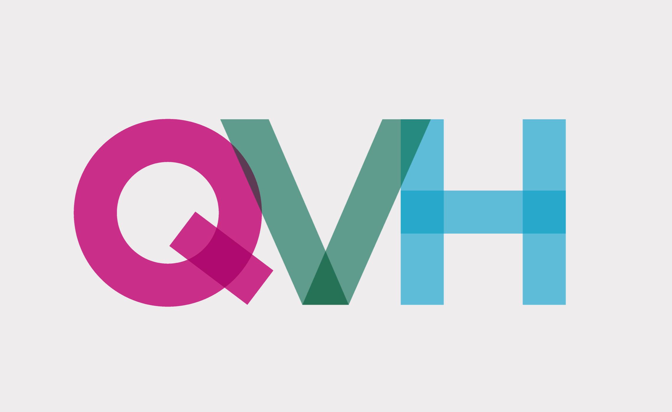 QVH – brandmark