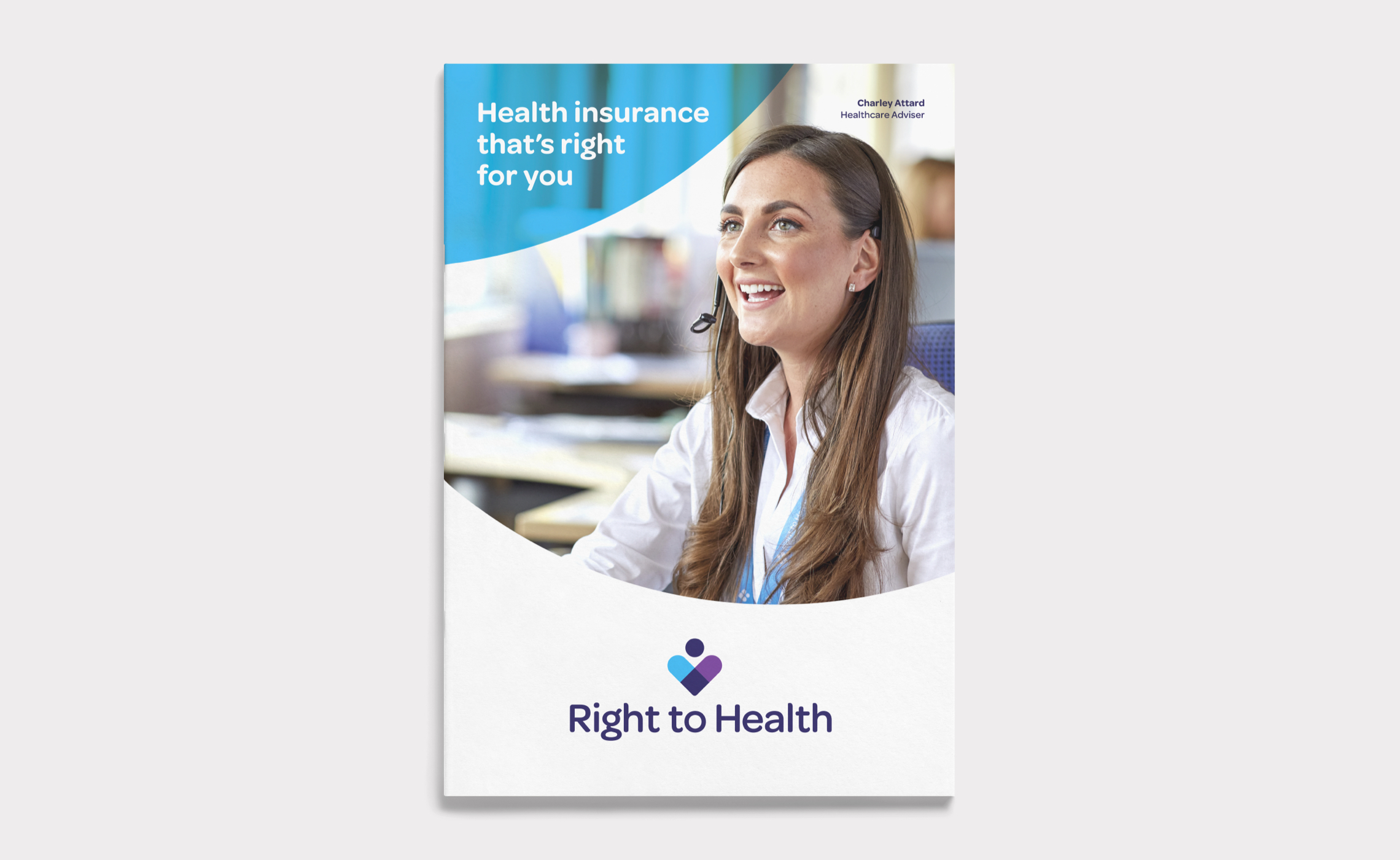Right To Health – brochure