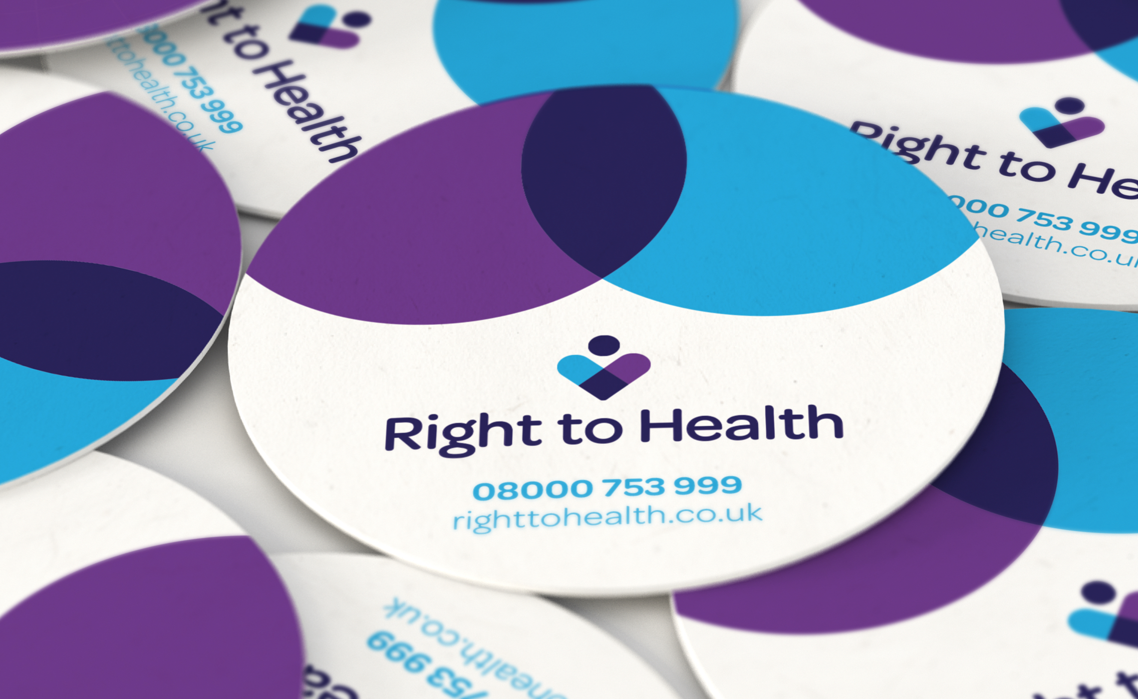 Right To Health – coasters