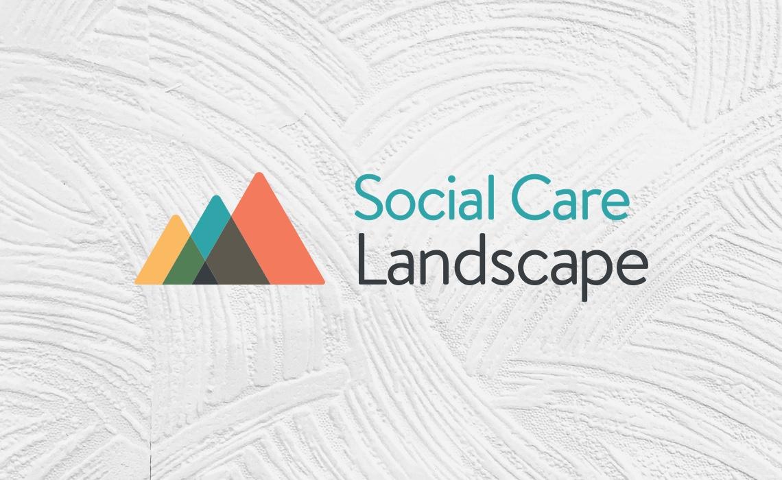 Affinity Works – Social Care Landscape identity