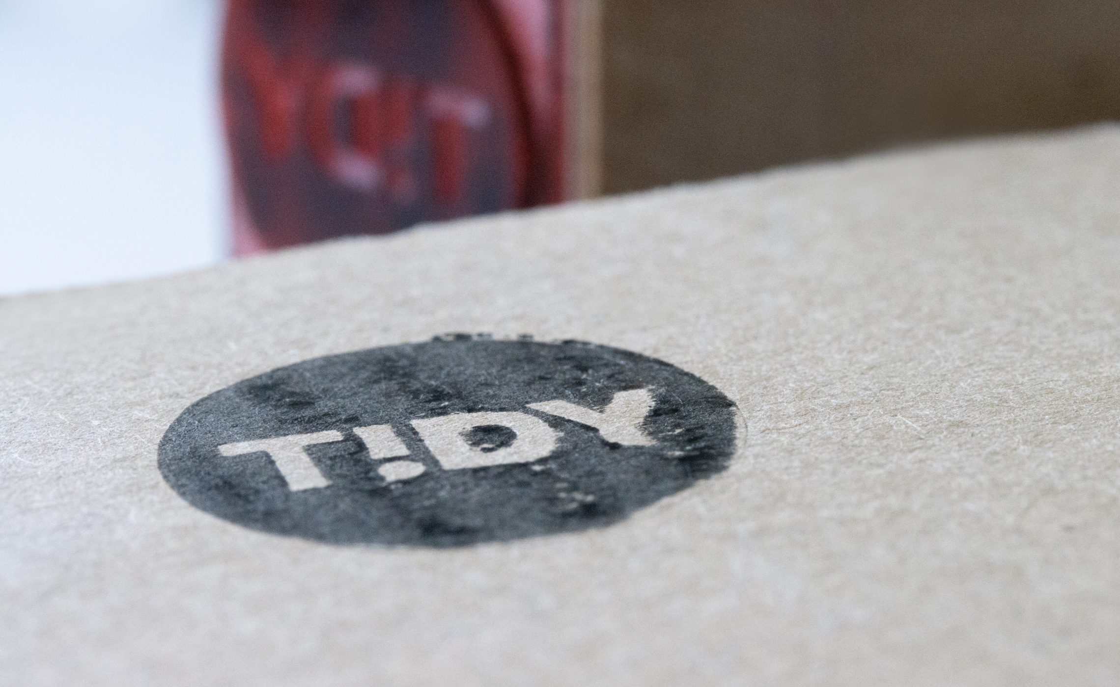 Tidy – stamp