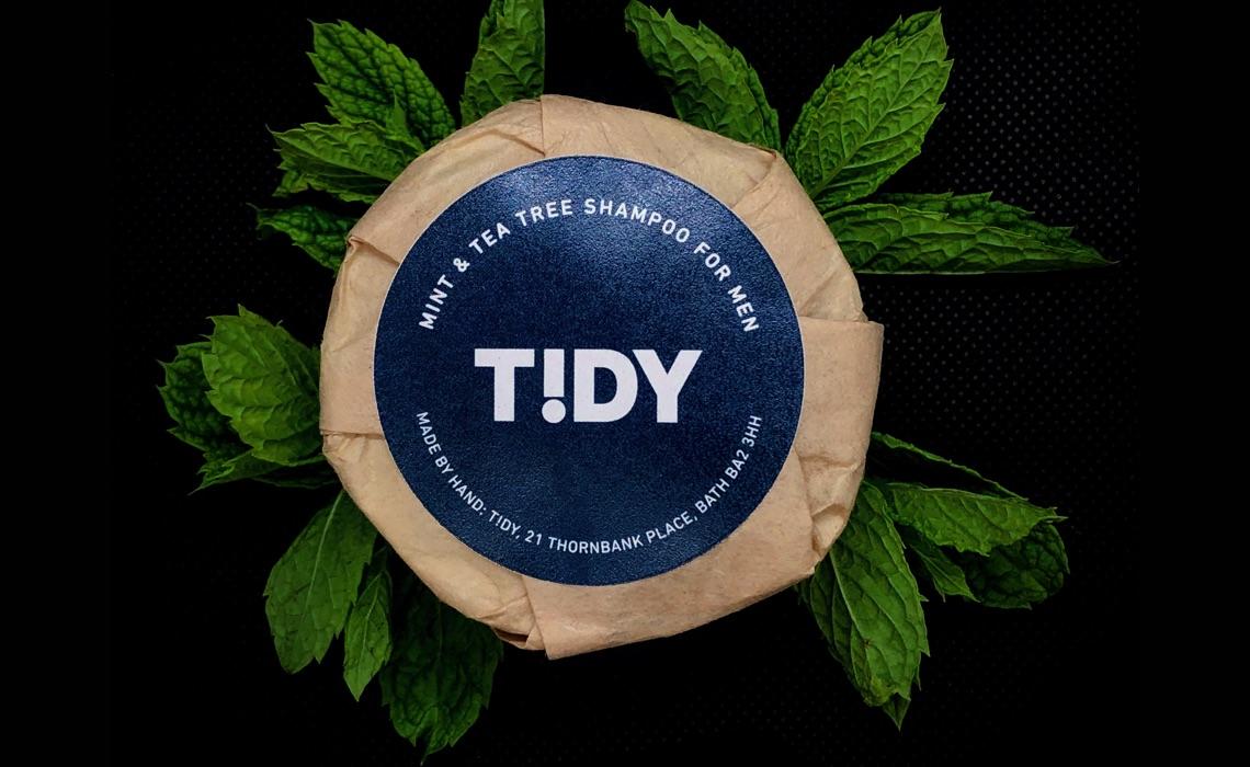 Tidy – packshot